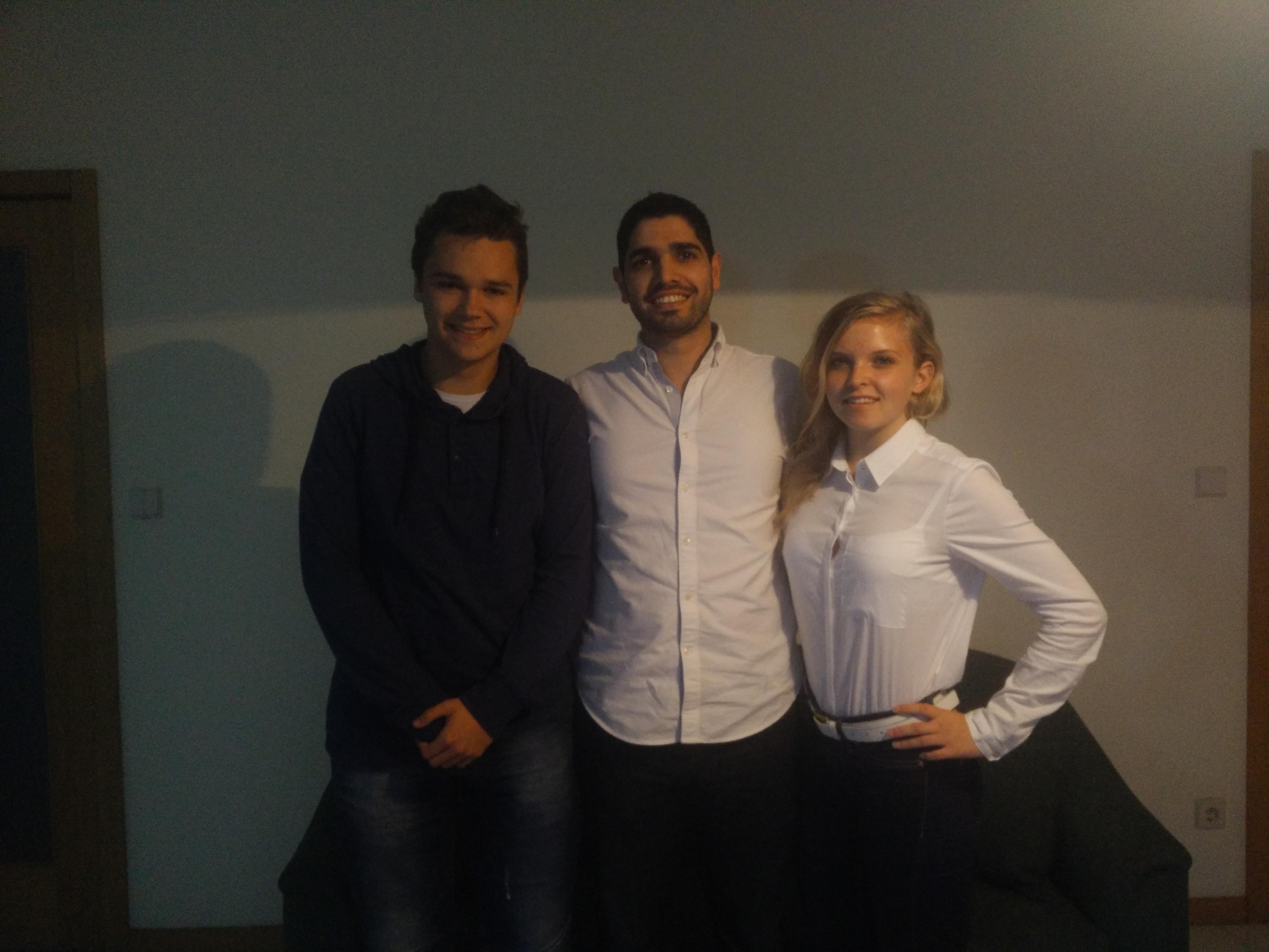 A Phosphorland recebe alunos Erasmus+ Eslovénia