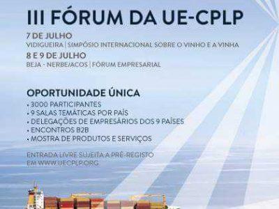 A Phosphorland irá participar noIII Fórum da UE-CPLP
