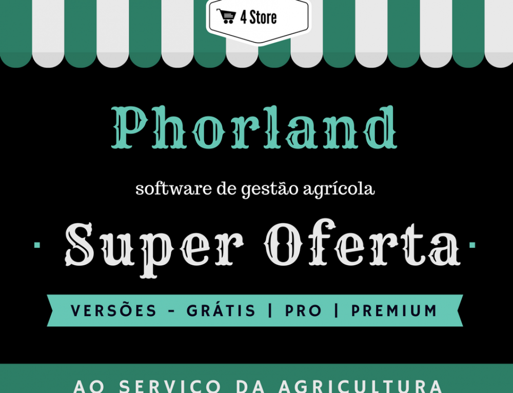 4Store – Phorland versão Gratuita, PRO e PREMIUM
