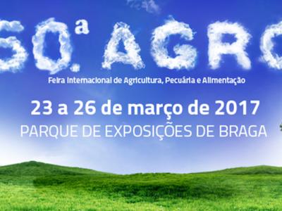 Agrobraga 50 edição – Feira internacional de Agricultura, Pecuária e Alimentação