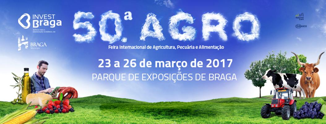 Agrobraga 50 edição AgroBraga 2017