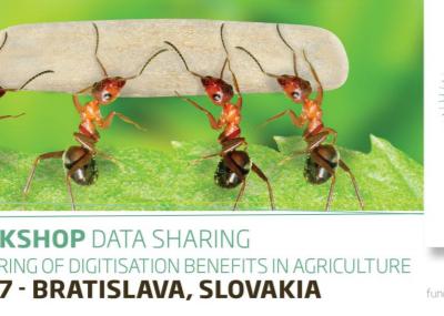 EIP-AGRI Workshop Data Sharing – a Phosphorland foi convidada