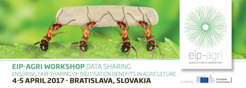 EIP-AGRI Workshop Data Sharing – a Phosphorland foi convidada