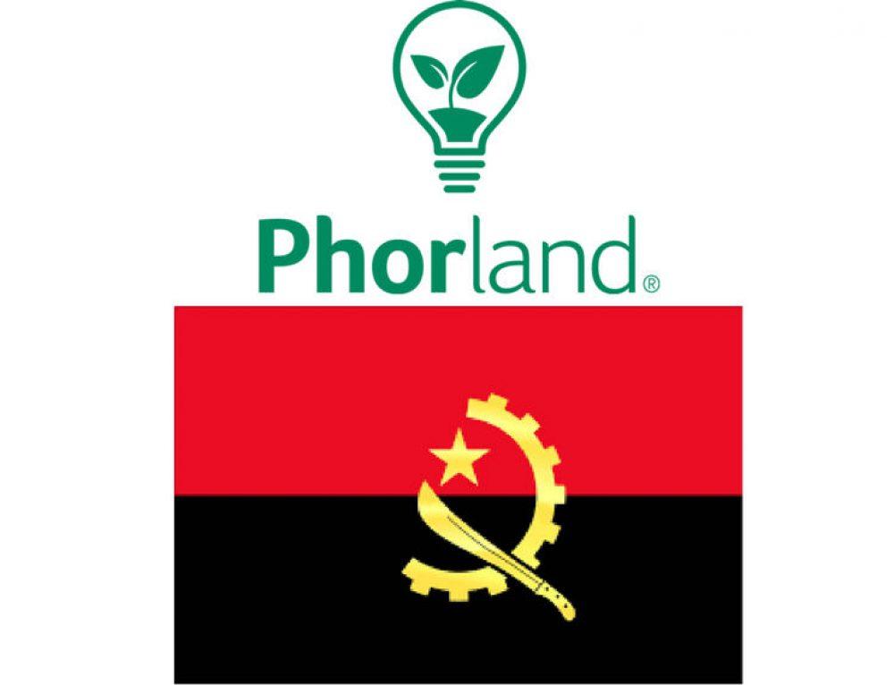 Phorland chega a Angola
